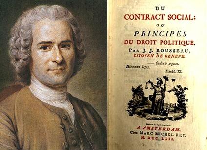 Rousseau - Contrato Social